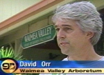 KGMB 9 NEWS interviws David Orr 3/01/02